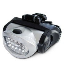 Lucent Ace Super Bright 15 LED Headlamp