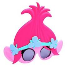 Youth Sun-Staches Trolls Poppy Sunglasses