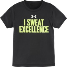 Preschool Boys' Under Armour I Sweat Excellence T-Shirt