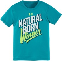 Infant Boys' Under Armour Natural Born Winner T-Shirt