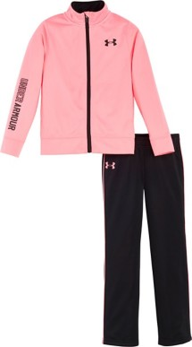 Toddler Girls' Under Armour Teamster Jacket Pant Set