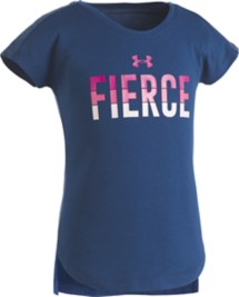 Preschool Girls' Under Armour Fierce T-Shirt