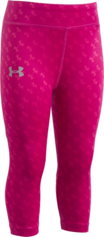 Preschool Girls' Under Armour Logo Toss Capri