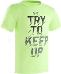 Toddler Boys' Under Armour Try To Keep Up T-Shirt