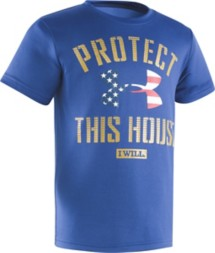 Toddler Boys' Under Armour Protect This House T-Shirt