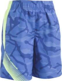 Youth Boys' Under Armour Anatomic Volley Swim Short