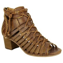 Women's Not Rated Cupertine Heeled Sandals