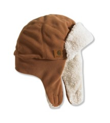 Toddler Cahartt Bubba Hat/Sherpa Lined