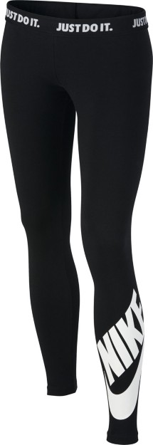 Youth Girls' Nike Sportswear Leg-A-See Tight