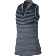 Women's Nike Zonal Cooling Sleeveless Golf Polo