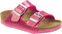 Youth Girl's Birkenstock Arizona Birko-Flor Sandals