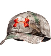 Youth Boys' Under Armour Camo Cascade Cap