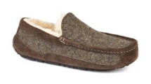 Men's UGG Ascot Woolrich Tweed Slippers