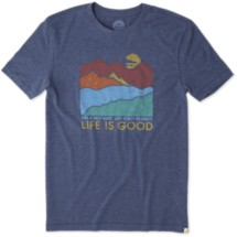 Men's life is good. Easy Perfect Cool Short Sleeve Shirt