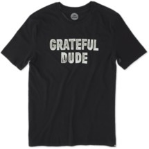 Men's life is good. Grateful Dude Smooth Short Sleeve Shirt