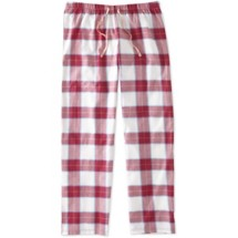 Women's life is good. Sleep Plaid Pant