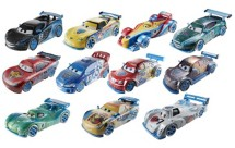 Disney Cars Ice Race Assorted Drift Racers