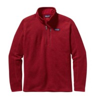 Men's Patagonia Better Sweater 1/4-Zip Fleece