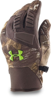 Men's Under Armour ColdGear Infrared Speed Freek Gloves
