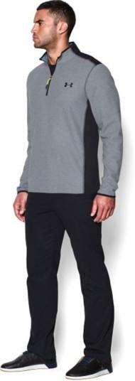 Men's Under Armour ColdGear Infrared Performance Fleece 1/4 Zip Long Sleeve Shirt