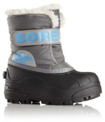 Toddler Boy's Sorel Snow Commander Winter Boots