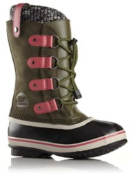 Youth Girl's Sorel Joan of Arctic Knit Winter Boots