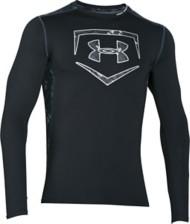 Men's Under Armour Undeniable Baseball Long Sleeve Shirt