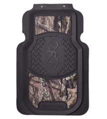 Browning Mossy Oak Front Floor Mat 2 Pack