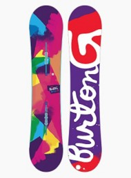 Women's Burton Genie Snowboard