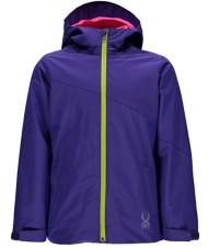 Youth Girl's Spyder Reckon 321 Jacket
