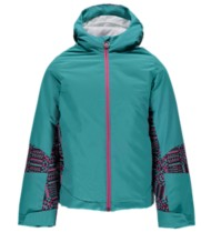 Youth Girls' Spyder Charm Jacket