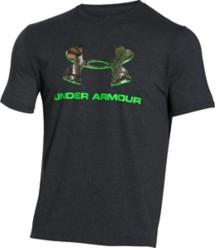 Men's Under Armour Camo Fill Logo T-Shirt