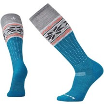 Women's Smartwool PhD Slopestyle Medium Wenke Socks