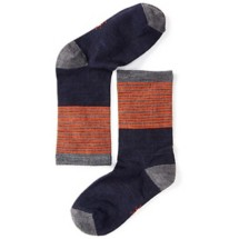 Youth Smartwool Tailored Stripe Socks