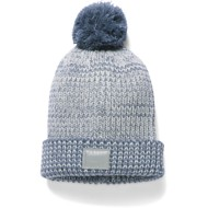Youth Girls' Under Armour Shimmer Pom Beanie