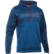 Men's Under Armour Storm ARMOUR Fleece Patterned Hoodie