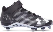 Men's Under Armour C1N Mid D Wide Football Cleat