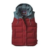 Women's Patagonia Hooded Bivy Vest