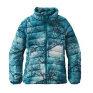 Youth Girl's Patagonia Down Sweater Jacket