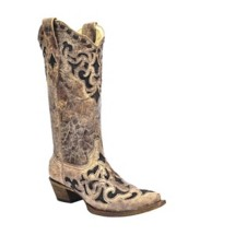 Women's Corral Stingray Snip Toe Boots