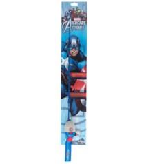 Shakespeare Marvel Captain American Youth Fishing Kit
