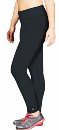 Women's Champion Absolute Tights with SmoothTec Band Plus Size