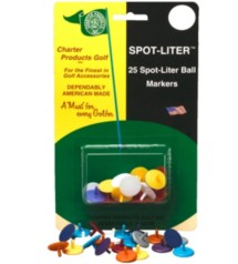 Charter Golf Plastic Ball Markers