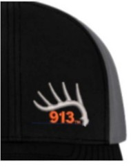 Area Code Art Whitetail Trucker Hat