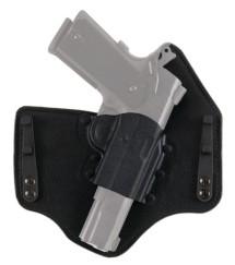 KingTuk Inside The Waistband For Glock 17/19/22/23/26/27/31/32/33 Black Right Hand
