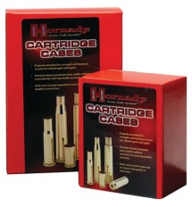 Hornady Unprimed Brass Cases .40 Smith & Wesson