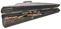 Plano AirGlide Scoped Rifle/Shotgun Case Black