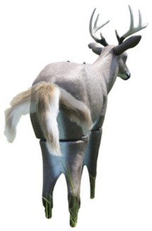 Waggin Whitetail Deer Decoy
