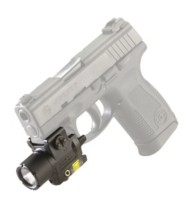 TLR-4 Compact Rail Mounted Tactical Light with Laser and Key Kit