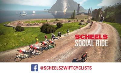 SCHEELS ZWIFT Facebook Page